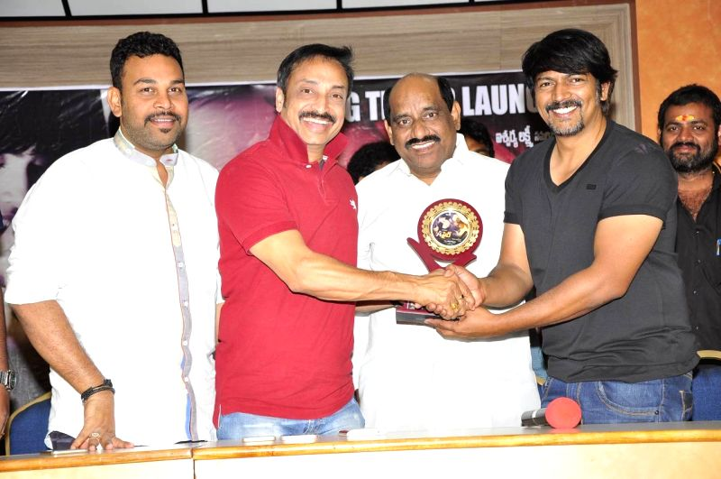 Telugu film `Affair` Platinum Disc Function at Film Chamber Hall in Hyderabad .
