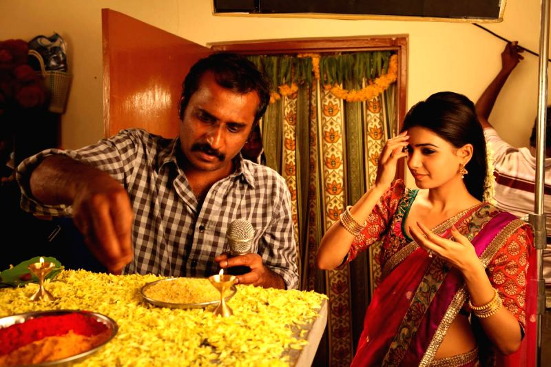 Telugu film `Autonagar Surya` stills.