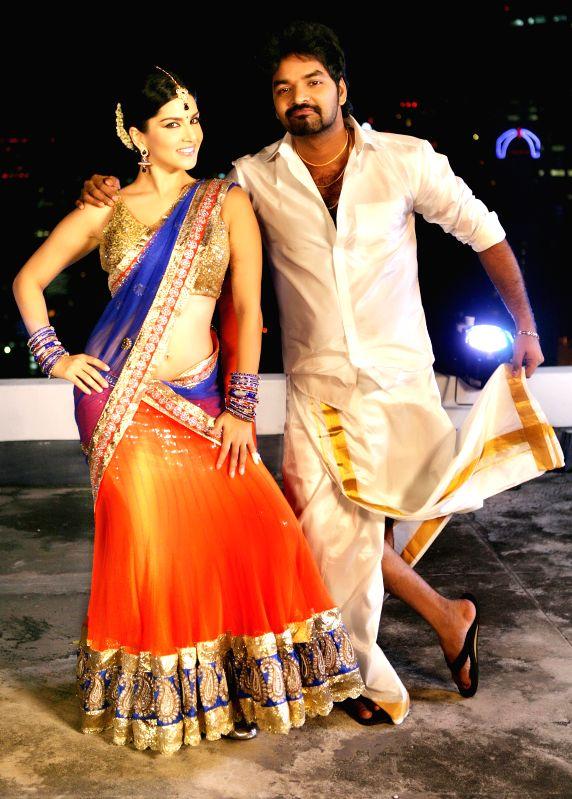 Telugu film Kulfi stills.