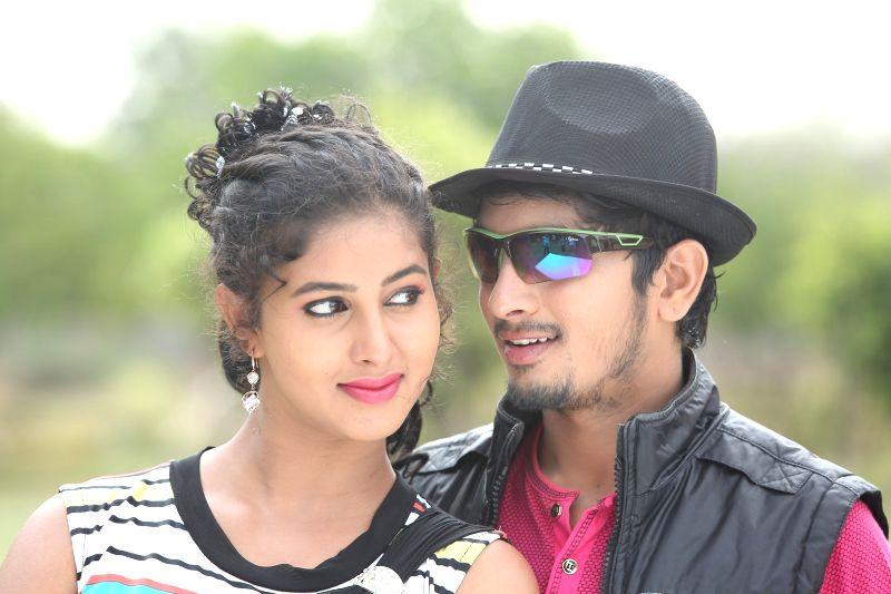 Telugu film Lavanya with Love Boys stills.