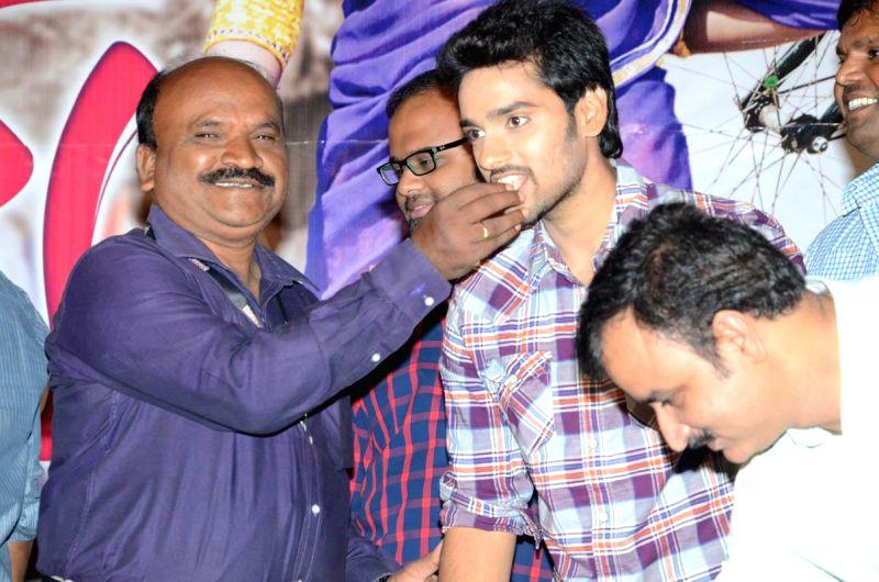 Telugu film `Lovers Teaser` launch .