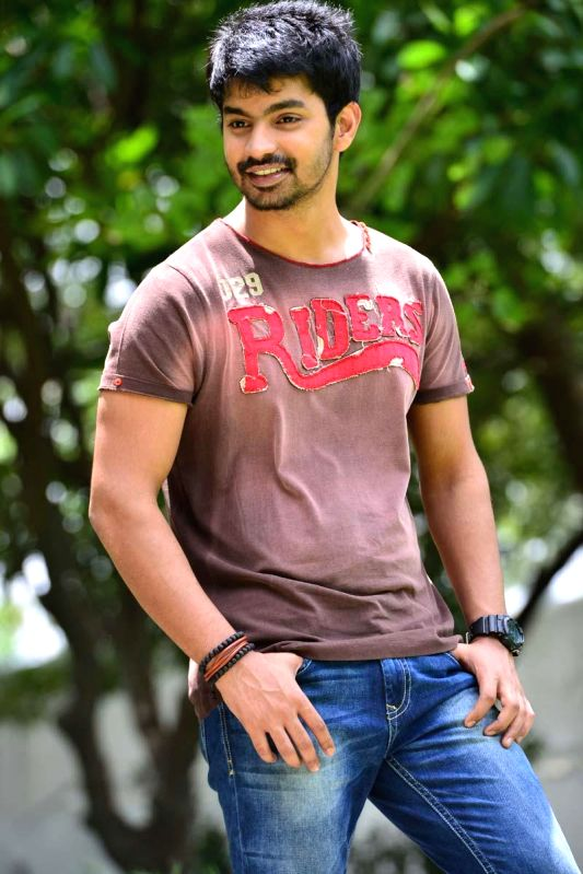 Telugu film `Panchadara Pachi Mirchi` stills.