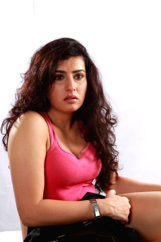 Telugu film `Panchami` Stills.