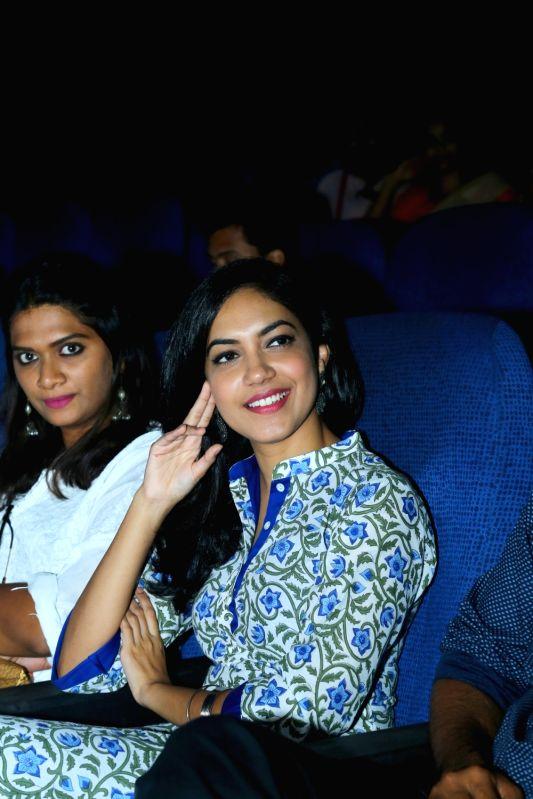 Telugu film Pelli Choopuli screened  special premiere show at Vijayawada.