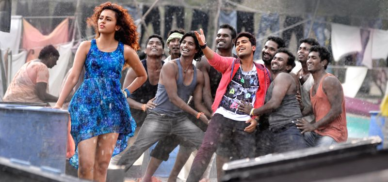 Telugu film  `Run Raja Run`  Stills