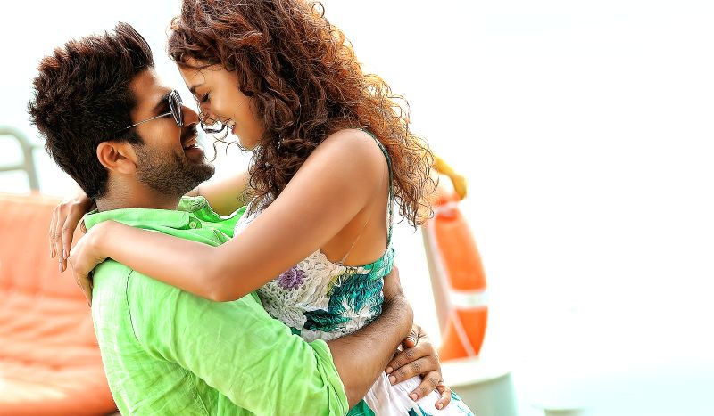 Telugu film  `Run Raja Run`  Stills