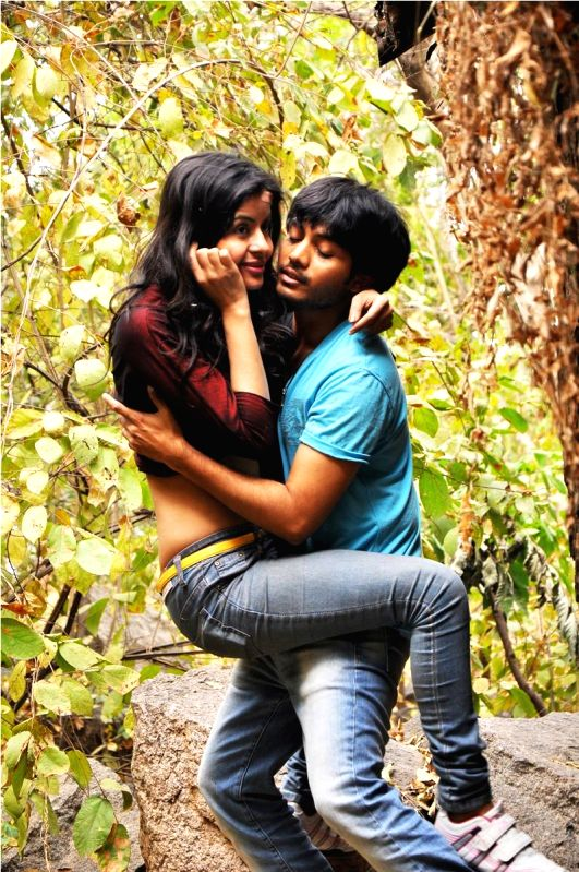 Telugu movie `Anukunnadi Okati Ayinadi Okati` stills.