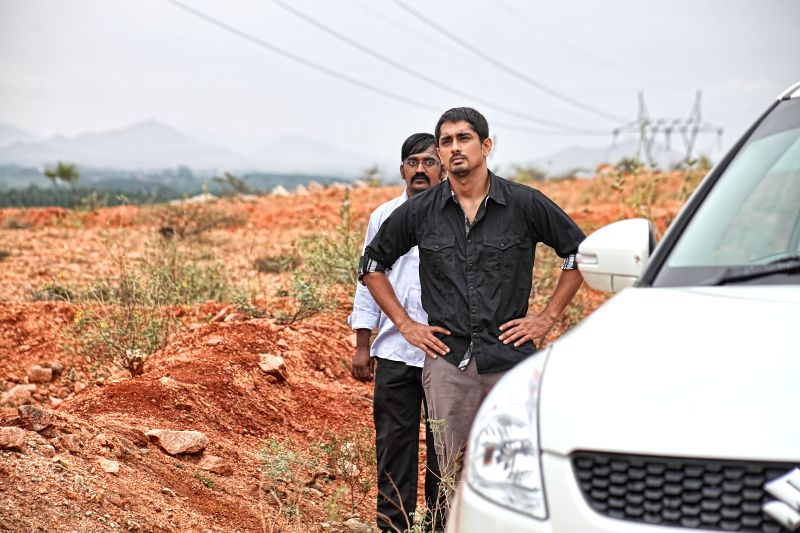 Telugu movie 'Chikkadu Dorakadu'. Stills