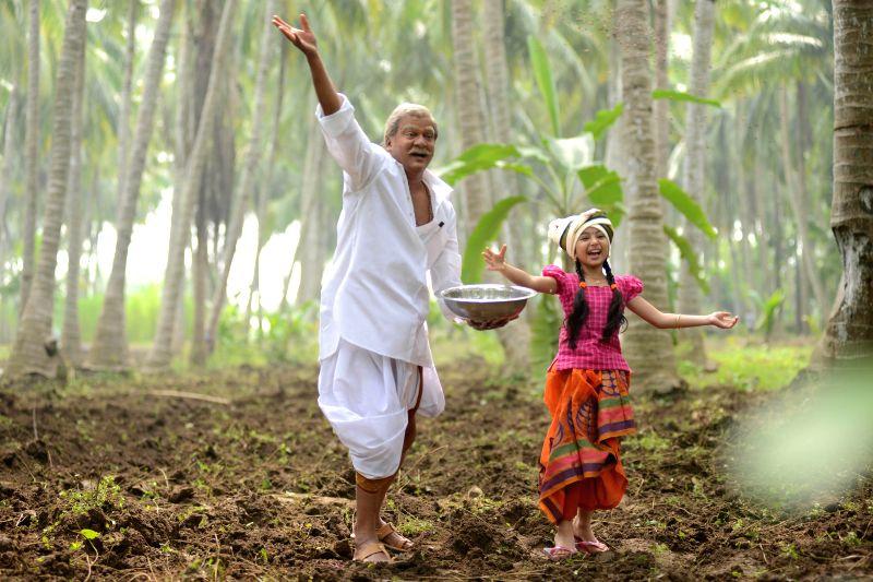 Telugu movie `Daagudumootala Dandacore` stills.