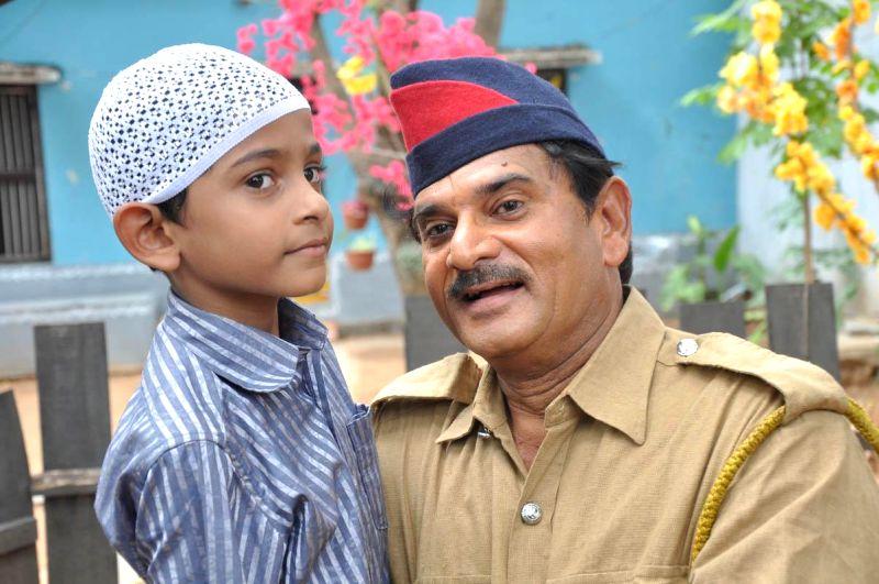 Telugu movie `Dawood` launch.