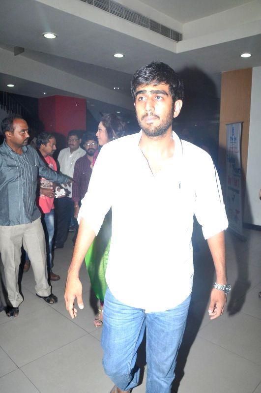 Telugu movie `Drishyam` Stills.