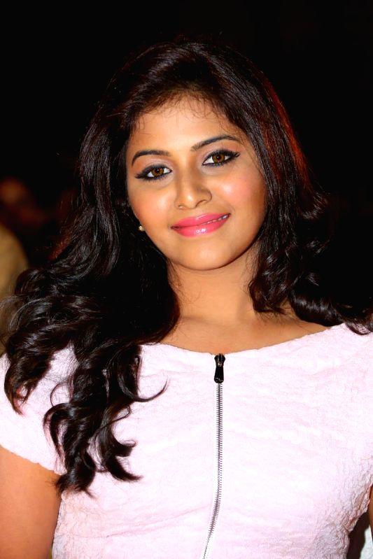 Telugu movie Geetanjali audio release function Stills (Photo: IANS).
