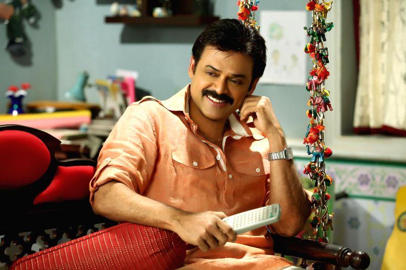 Telugu movie `Gopala Gopala` stills.