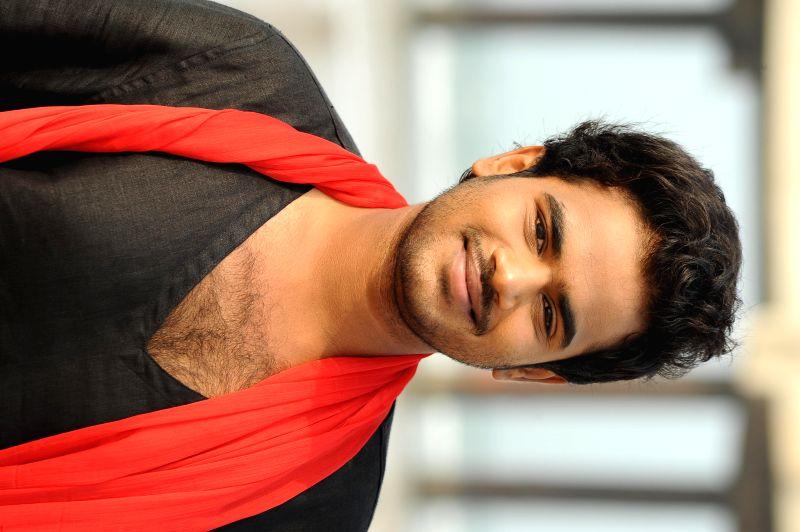 Telugu movie `I Am In Love` stills.