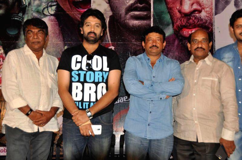 Telugu movie `Ice Cream 2` press meet.