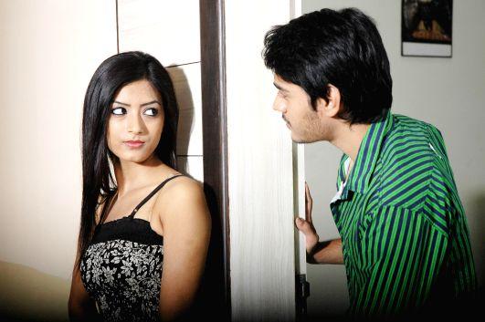 Telugu movie Its My Life stills.