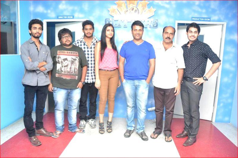 Telugu movie Its My Life Success Meet .