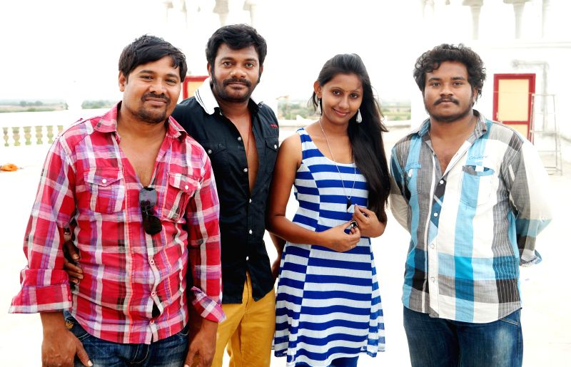 Telugu movie `Just for Change` stills.