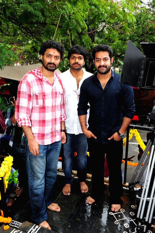 Telugu movie Kalyan Ram new movie Patas Opening|.