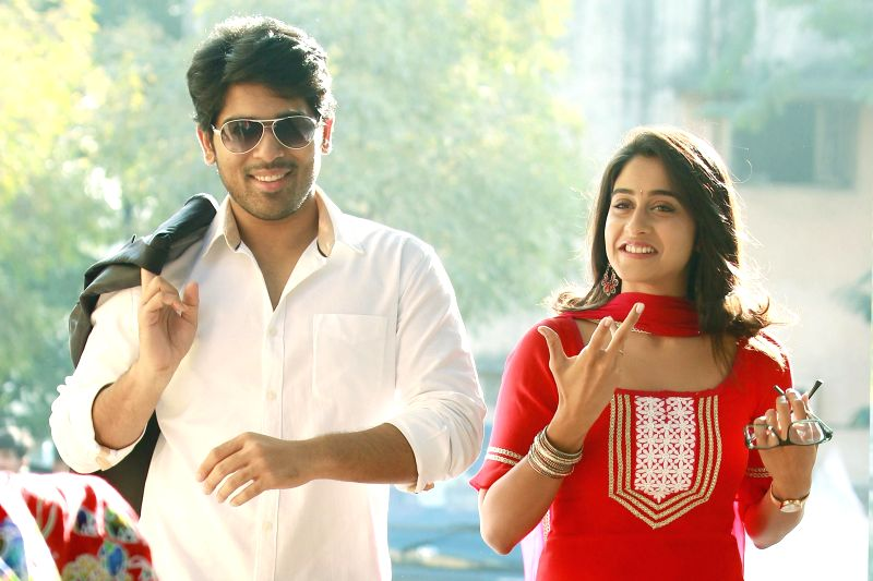 Telugu movie `Kotta Janta` stills.