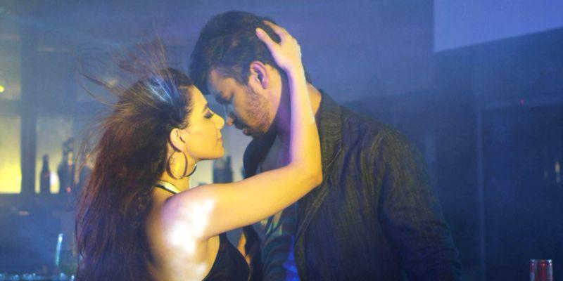 Telugu movie `Ladies and Gentleman` stills.