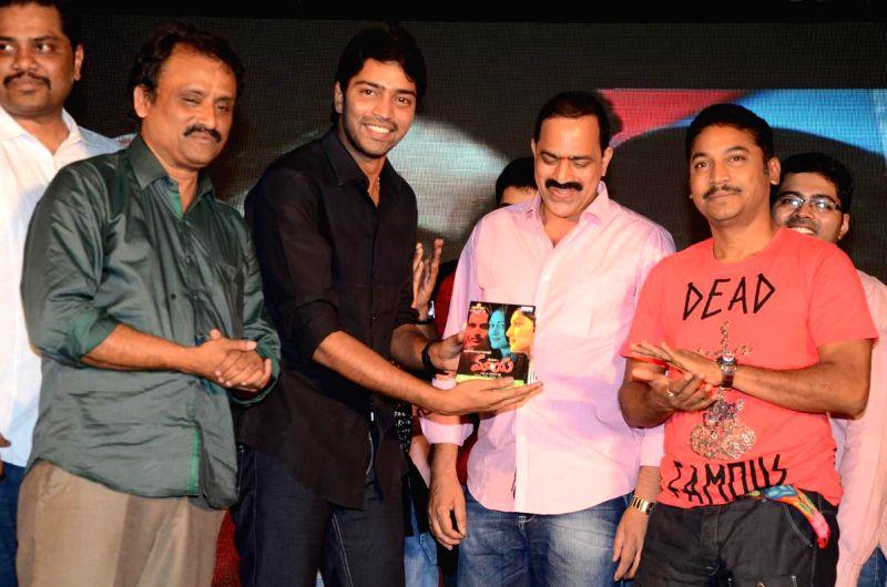 Telugu Movie `Maaya` audio released stills