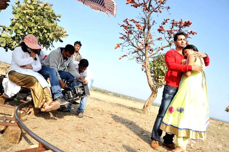 Telugu Movie `Maaya` stills