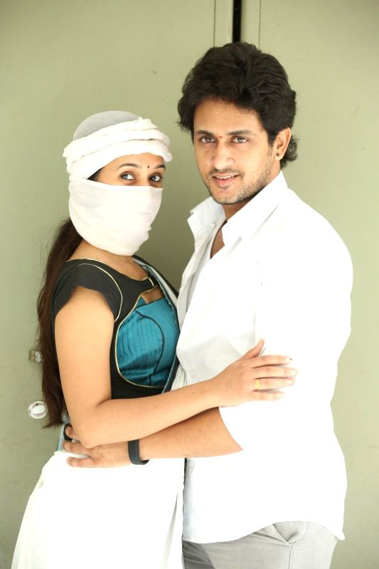 Telugu movie `Oka Criminal Prema Kadha` stills.