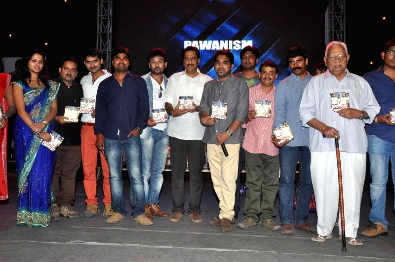 Telugu Movie `Pawanism` audio release function.