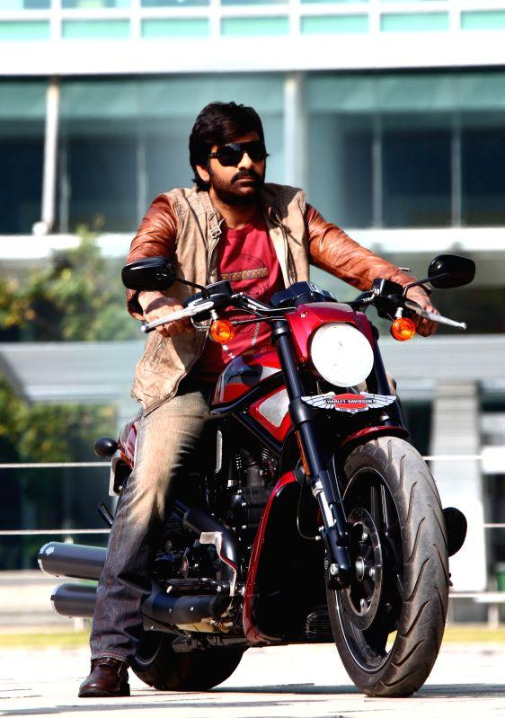 Telugu movie `Power` stills.