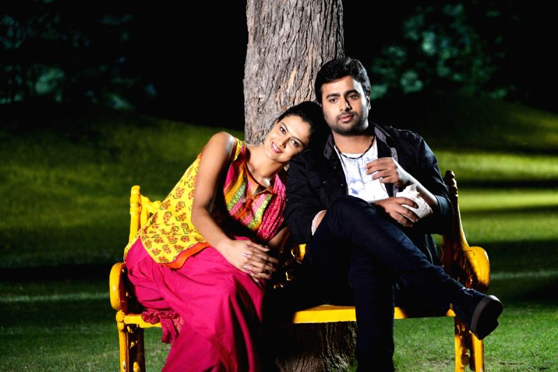 Telugu movie `Pratinidhi` stills.