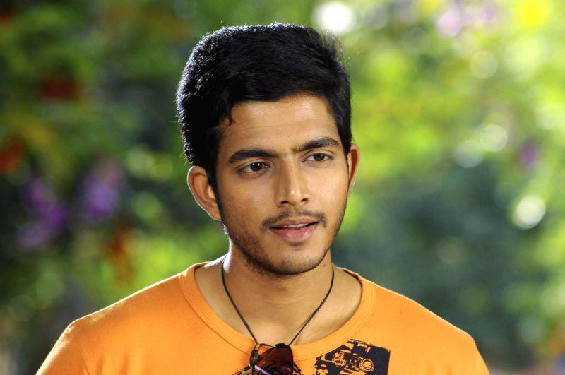 Telugu movie `Premalo...ABC` stills.