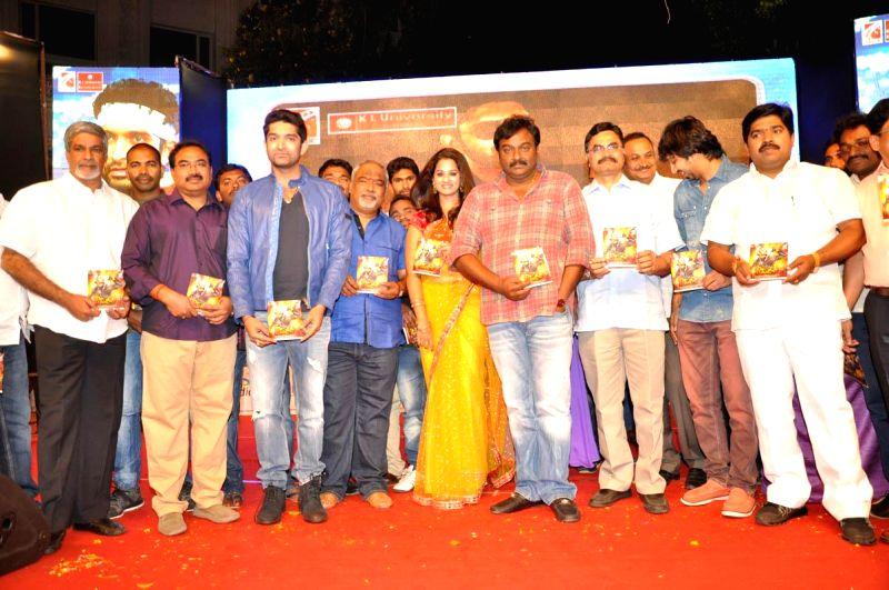 Telugu movie Ramleela audio launch at Taj Deccan Hotel in Hyderabad on 7th February 2015