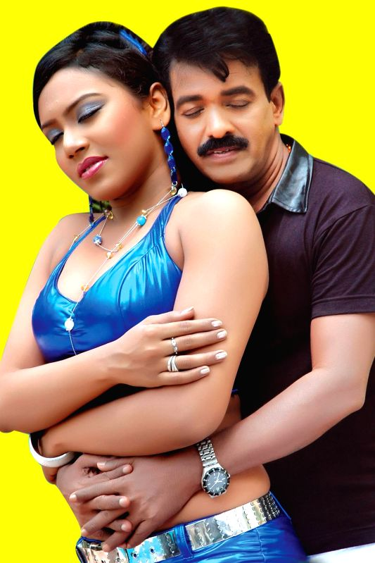 Telugu movie Rasikudu stills.