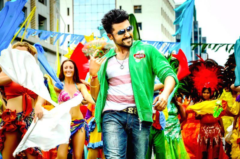 Telugu movie `Sikandar` stills.