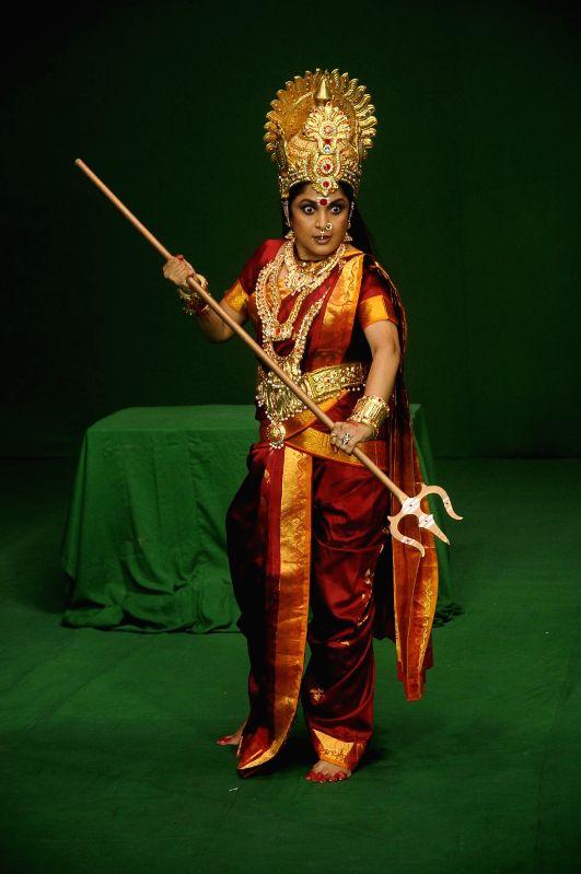 Telugu movie `Sri Vasavi Kanyaka Parameshwari Charithra` stills.