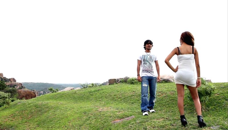 Telugu movie `Via Papi Kondalu` stills.