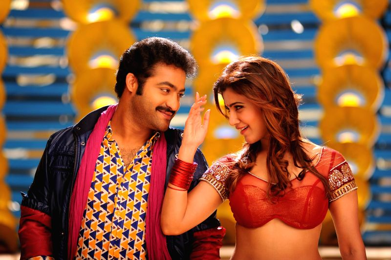 Telugu new film `Rabhasa` stills .