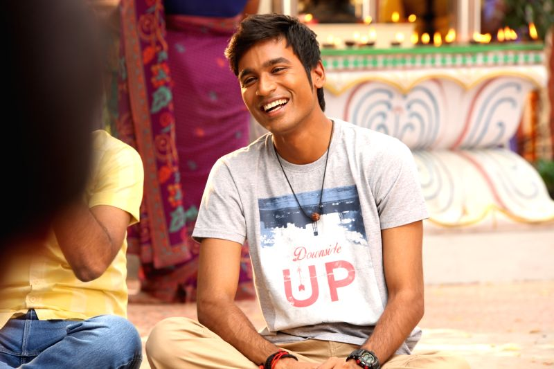 Thanga Magan is an upcoming film written and directed by Velraj and Produced by actor Dhanush, it stars himself in the lead role - Dhanush
