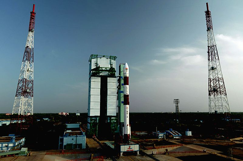 The 49-hour countdown for the launch of Indian Space Research Organisation (ISRO)'s PSLV C 23 carrying a French Earth Observing satellite and four others from Singapore, Canada and Germany began at ..