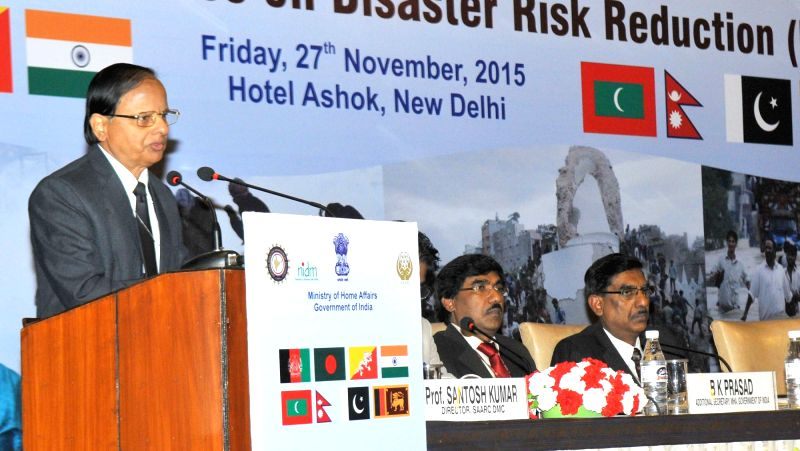 The Additional Principal Secretary to the Prime Minister of India, Dr. P.K. Mishra addresses at the inauguration of the SAARC Regional Workshop on Sharing of Best Practices on Disaster ... - K. Mishra