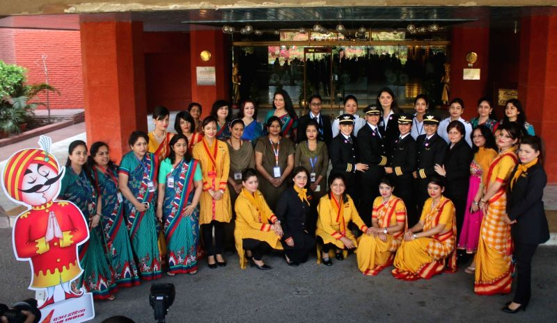 Air India gives us another reason to fly high this Women's Day! 5