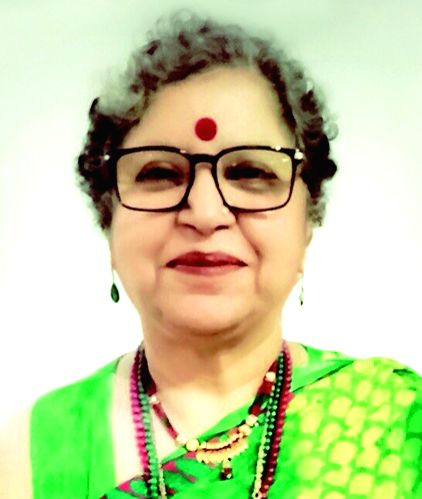 The author, Dr Daljeet.