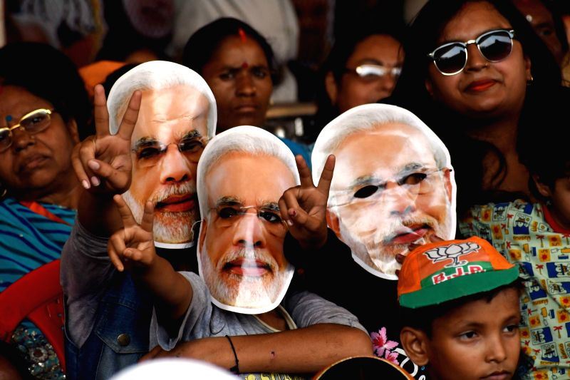 The Bharatiya Janata Party (BJP) is set for a dream run in Delhi and Haryana, according to an exit poll on Sunday.