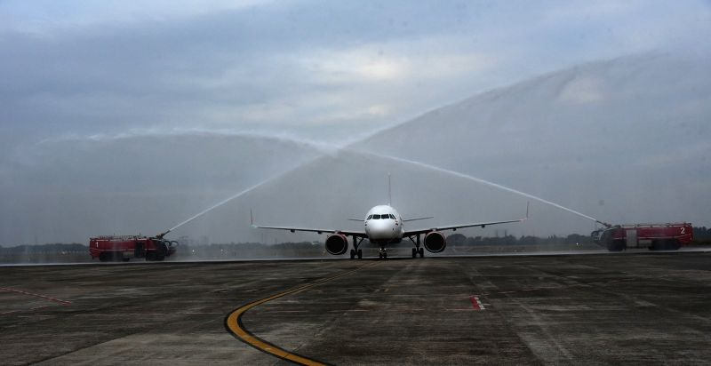 The Biju Patnaik International Airport here will remain partially closed for eight months due to the runway re-carpeting work, said an official on Tuesday.