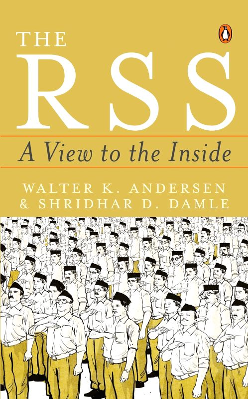 """The Book Cover of """"The RSS - A View to the Inside"""", authored by Walter K. Andersen and Shridhar D. Damle"""