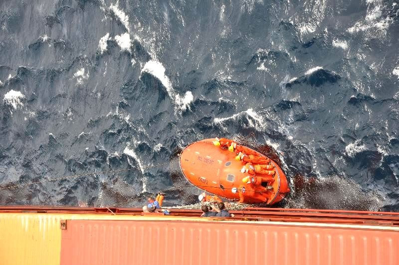 India helps save 26 crew from sinking ship near Yemen