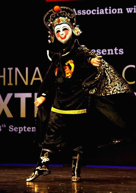 The cultural evening `China- India Cultural Extravaganza 2013` organised by India China Economic and Cultural council, in New Delhi,September 28,2013.