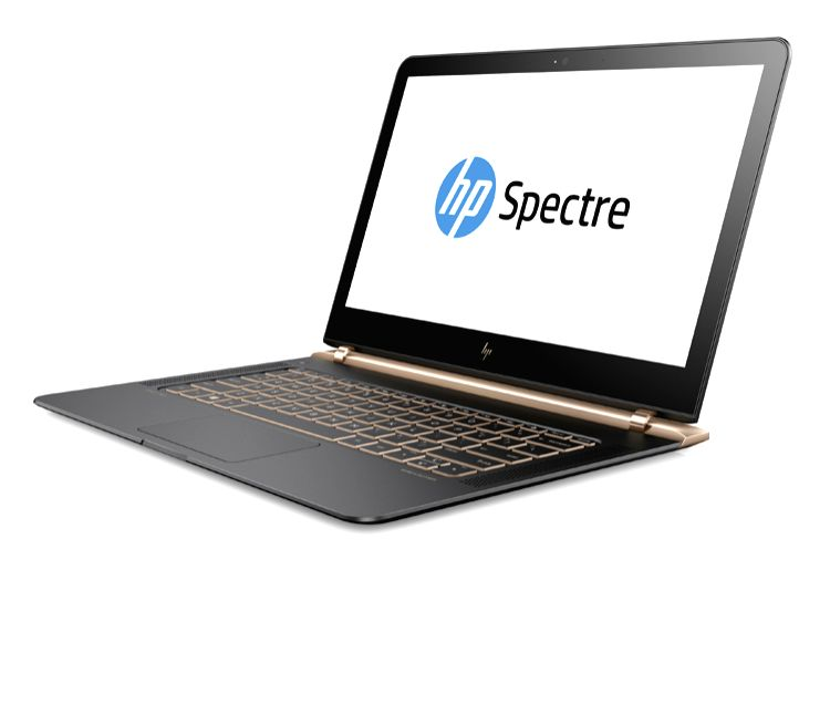 The device has an innovative hybrid battery split into two thinner pieces that delivers the same charge as a single battery for up to nine and half hours of battery life. (Photo: HP)