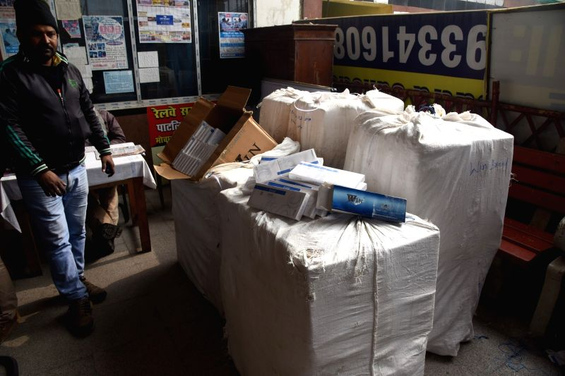 Foreign made cigarettes worth Rs 65 lakh seized